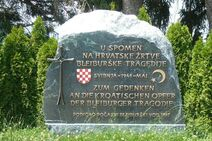 Bleiburški spomenik