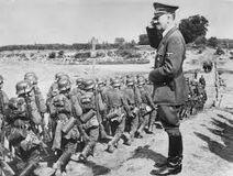 Vojska ide na poljsku