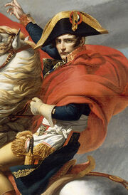 Napoleon i na konju