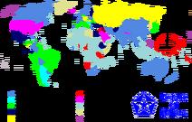 Liga naroda - države