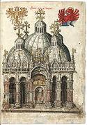Konrad von Grünenberg - Beschreibung der Reise von Konstanz nach Jerusalem - Blatt 5r - 015