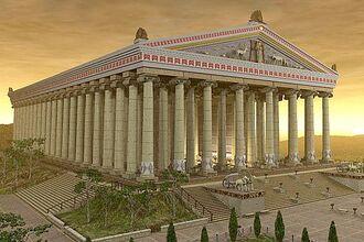 Artemidin hram u efezu