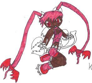 Kiyori, Dark Zoey or Zoey being controlled