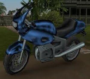 PCJ-600 blue
