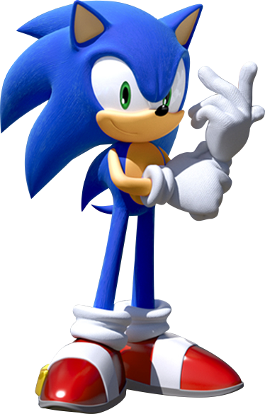 Sonic the Hedgehog (Game Character) | Power Levels Wiki