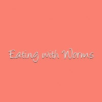 Eating with worms title card