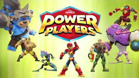 Power Players Coming to CN (Promo)