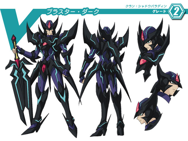 Image Blaster Dark 2 Jpg Power Rangers Cardfight Vanguard Wiki
