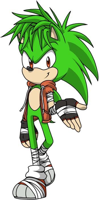 Hyper Manic The Hedgehog
