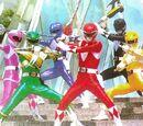 Mighty Morphin Power Rangers Season 1 (FANMADE VERSION)