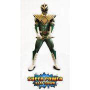 Mighty Morphin Green Ranger-SuperPowerBeatdown Version