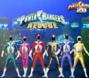 Power Rangers: Military Force