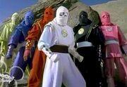 Ninja-rangers