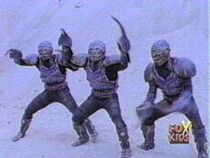 Sting Wingers (Power Rangers Lost Galaxy)
