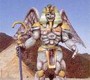 King Sphinx (Mighty Morphin Power Rangers)