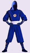 Blue Ninja Ranger