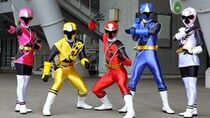 Power Rangers Ninja Slash