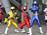 A New Team (Ninja Steel)