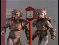 Piranhatrons (Power Rangers Turbo)