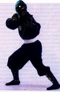 Black Ninja Ranger