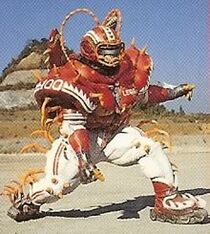 Centiback (Mighty Morphin Power Rangers)