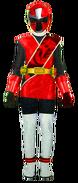 Red Ninja Steel Ranger