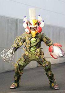 Cavity True Form (Mighty Morphin Power Rangers 2)