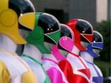 Force from the Future (Power Rangers Time Force)