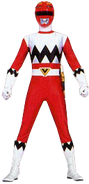 Red Galaxy Ranger