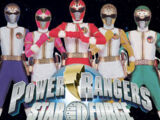 Power Rangers: Thunderforce