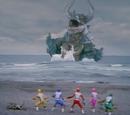 Raise the Titanisaur (Power Rangers Lost Galaxy)