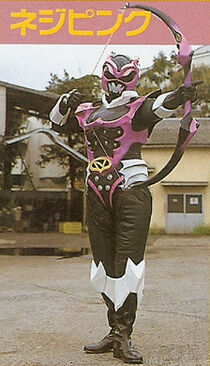 Pink Psycho Ranger