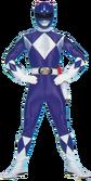 Series 16 mighty morphin blue ranger png by metropolis hero1125 dc8rxaf-pre
