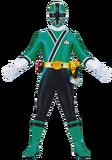 Samurai-Green