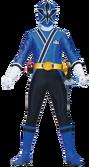 Samurai-Blue