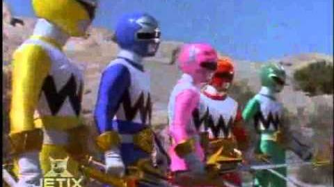 Power Rangers Lost Galaxy - Lights of Orion 2