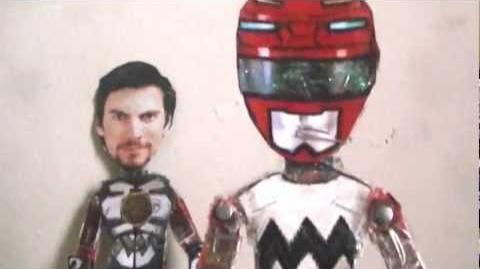 Power Rangers Lost Galaxy 2014 fan-film - Morphin Grid Case Study - Tony Marshall (Part 2)