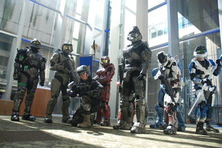 Pax 405th group shot by hyokenseisou cosplay-d48nh31