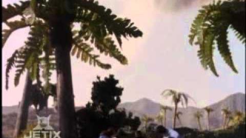 Power Rangers Lost Galaxy - End of Terra Venture