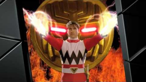 Vortexx's Action-Whacked Saturdays on The CW Power Rangers Lost Galaxy