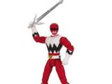 Power Rangers 20 4'' Figures - Lost Galaxy Red Ranger