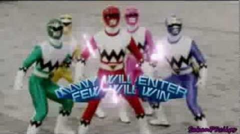 Vortexx Power Rangers - Gift Of Power Sweepstakes - Promo