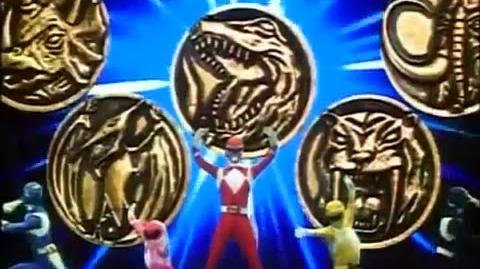 Mighty Morphin Power Rangers - Intro