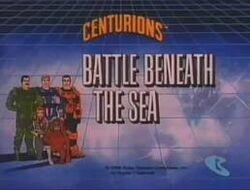 Battle beneath the sea