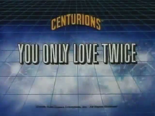 You Only Love Twice - Title Card