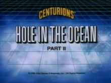 Hole in the Ocean PART II - Title Card