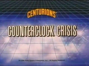 Counterclock Crisis - Title Card