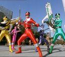 Power Rangers: Fuerza Del Tiempo