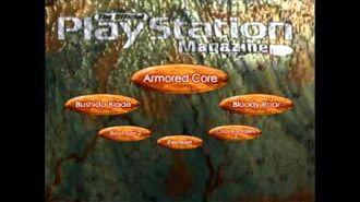 ACRetro HD - Official UK PlayStation Magazine - Demo Disc 13 Vol