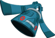 Bronzong by hardvector
